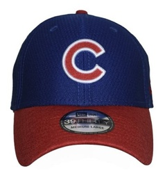 [A00006926] Gorra Cubs 39Thirty Popped Shadow New Era
