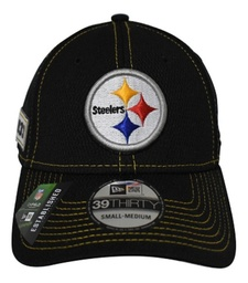 [A00007196] Gorra New Era 39Thirty NFL Pittsburgh Steelers