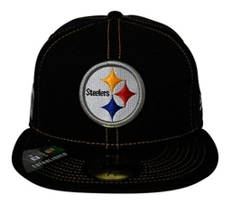 [A00007188] Gorra New Era 59Fifty NFL Pittsburgh Steelers