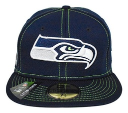 Gorra New Era 59Fifty NFL Seattle Seahawks