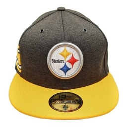 [A00006095] Gorra Pittsburgh Steelers 59Fifty New Era
